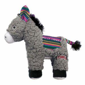Kong Sherps Donkey Dog Toy Medium   Free Shipping