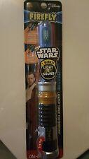 Disney Obi-Wan Kenobi lightsaber toothbrush w/sound effects lights up nib
