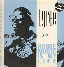 TYREE - House Broad mix Music Es My Life