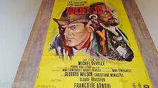 LUCKY JOE ! eddy constantine affiche cinema 1964 mascii