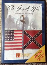 The History Channel Civil War - The Story And The Artillery - (DVD, 2003)