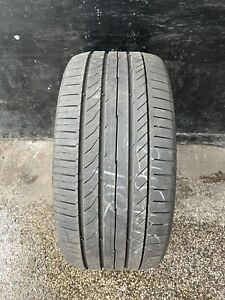 X1 245 40 17 91Y Continental Sport Contact 5 MO TREAD OVER 6.04mm DOT 4819
