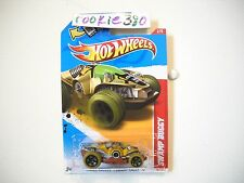2012 Hot Wheels #187 THRILL RACERS SWAMP RALLY 2/5 ∞ SWAMP BUGGY ∞
