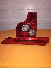 Volvo XC90 2004 Driver Side Rear Tail Light Lamp OEM, Genuine, With Reflector