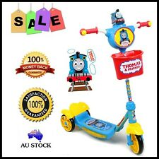 THOMAS THE TANK & FRIEND TODDLER KID CHILD SCOOTER 3 WHEEL TRAIN CAR RIDE ON TOY