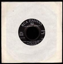 ELVIS PRESLEY DISCO 45 GIRI EP AMAMI TENERAMENTE - RCA EPA 30-161