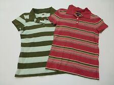 Old Navy Size S & Hollister Womens Size S Polo Shirts Good Condition