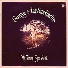 SUNNY & THE SUNLINERS-MR. BROWN EYED SOUL-IMPORT CD WITH JAPAN OBI F30
