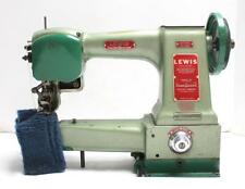 Union Special Lewis 43-250 Top+Bottom Feed Blindstitch Industrial Sewing Machine