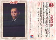 R@R@ AND ORIGINAL CARD U.S.A.*COCA COLA, FIRST SERIES-N.3*- NEW,PERFECT-N.383