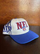 Vintage 1990s Nfl Logo Sports Specialties Pro Line Laser Snapback Hat