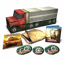 Texas Chainsaw Massacre Complete Original Movie BluRay Limited Edition Boxed Set