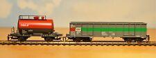 Tillig TT Güterwagen der ÖBB und STLB
