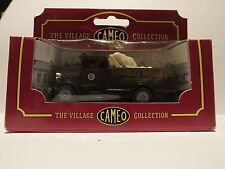 CORGI CAMEO VILLAGE COLLECTION - MORRIS TRUCK - CHARLES WELLS LTD
