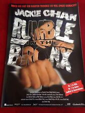 Rumble in the Bronx Kinoplakat Poster A1 Jackie Chan