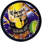 Corona Beer Black Frame Wall Clock Nice For Gifts or Decor Z06