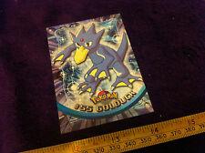Golduck Pokemon Card Topps #55 Official