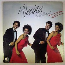 Los VecinosEn Su MomentoALG-23Algar Records1980LatinMerengue