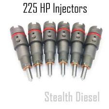 225HP Performance Injectors for Dodge Diesel Cummins 1998.5-2002 24v