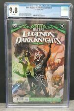 CGC Graded 9.8 Dark Nights Death Metal LOTDK #1 DC 2020 Tony Daniel Cover
