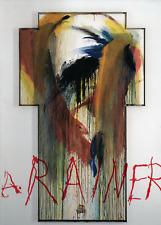 Arnulf RAINER. Repères, n° 70. Galerie Lelong, 1990.