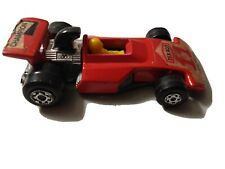 1975 MATCHBOX NO. 36 Texaco #11 FORMULA 5000 RACE CAR.  Marlboro Champion Adv