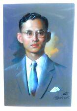 Bild picture König King Bhumibol Adulyadej RAMA IX Thailand 15x10 cm  (s23