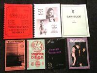 Assorted Magic Books Lot of 7 -E9