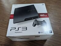 SONY PlayStation 3 [160GB] Black [CECH-3000A] Game console [Used] BOX from JAPAN