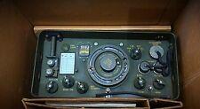 Radio militaire rare 1952 US military receiver set R-174/URR pour AN/GRR5