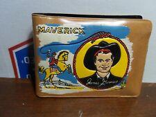 1950s Wallet Gunfighter Bret Maverick Tv Western James Garner