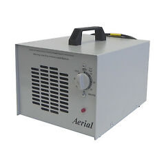 Aerial Commercial Industrial Air Purifier Ozone Generator Cleaner Odor