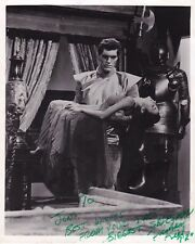 Richard Kiel Signed Original The Human Duplicators Photo