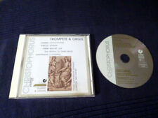 CD Organ & Trumpet Orgel Trompete Orgue Bartholomäus Church Nuremberg Nürnberg