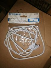 Dynex FireWire 400 800 9 to 4 Pin Cable 6'