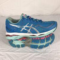 ASICS Gel Kayano 23 Women's UK Size 6 Blue/White Running Shoes - T696N