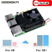 GeeekPi CNC Extreme Cooling Fan Heatsink Kit For Raspberry Pi 4 Model B / 3B+