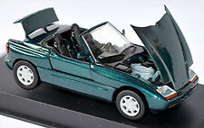 BMW Z1 E30 Roadster 1989-91 Green Metallic 1:43 Schabak in Pc-Showcase Display