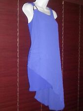 NWT BEBE ASYMMETRIC DRAPE DRESS SIZE XS  Feel like U  floating on air while wear