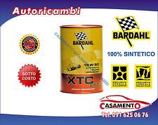 1 LT LITRO OLIO MOTORE AUTO BARDAHL XTC C60 15W50 POLAR PLUS FULLERENE