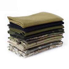 Camouflage Military Scarf Mesh Print Scarf Military Veil Wraps Scarves