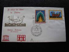 VATICAN - enveloppe 1er jour 23/4/1974 (B14)