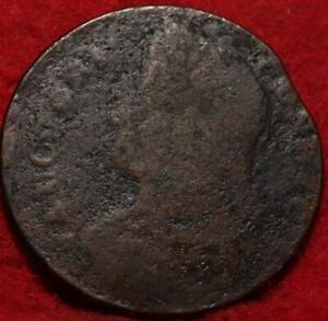 1787 Connecticut Colonial Cent