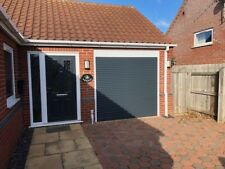 Anthracite Electric Roller Garage Doors, Made To Measure , No Hidden Extras