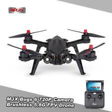 MJX Bugs 6 B6 720P Camera 5.8G FPV Racing Drone Brushless con G3 Goggles V6B6
