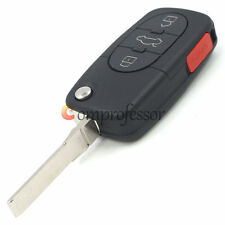 Full Set Folding Remote Key Fob 4D0 837 231 E for Audi Allroad Quattro 2001-2005
