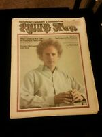 Art Garfunkel Rolling Stone Magazine Issue 145, 10/11/73 Excellent Condition