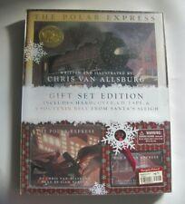 Never Opened 2004 Polar Express Gift Set