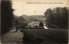 CPA  Combs-la-Ville (S.-et-M.) - Vue de Vaux-la-Reine  (436132)