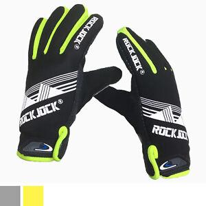 ROCKJOCK Thermal Fleece Lined Winter Gloves Outdoor Bike Cycling Sport Adult R40